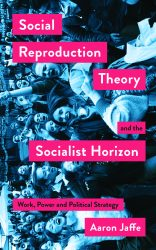 The cover of Aaron Jaffe's Social Reproduction Theory and the Socialist Horizon