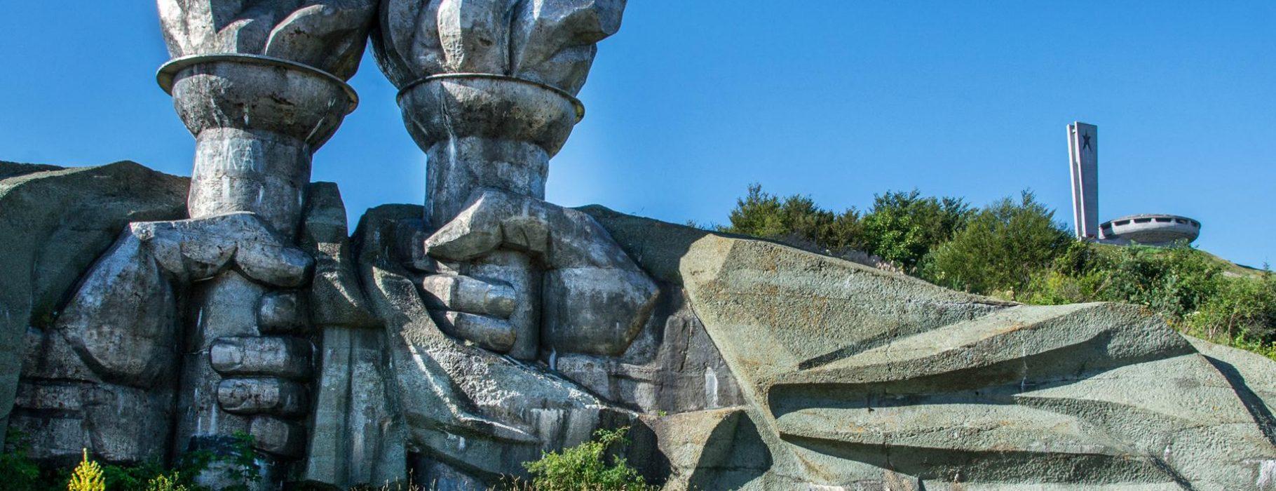 Abandoned-Soviet-Monuments-Buzludzha-Monument-1