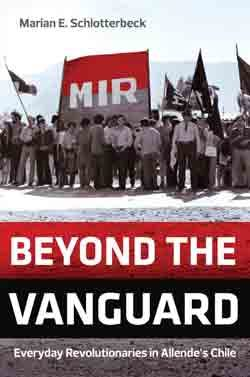 Book Cover: Beyond the Vanguard by Marian E. Schlotterbeck