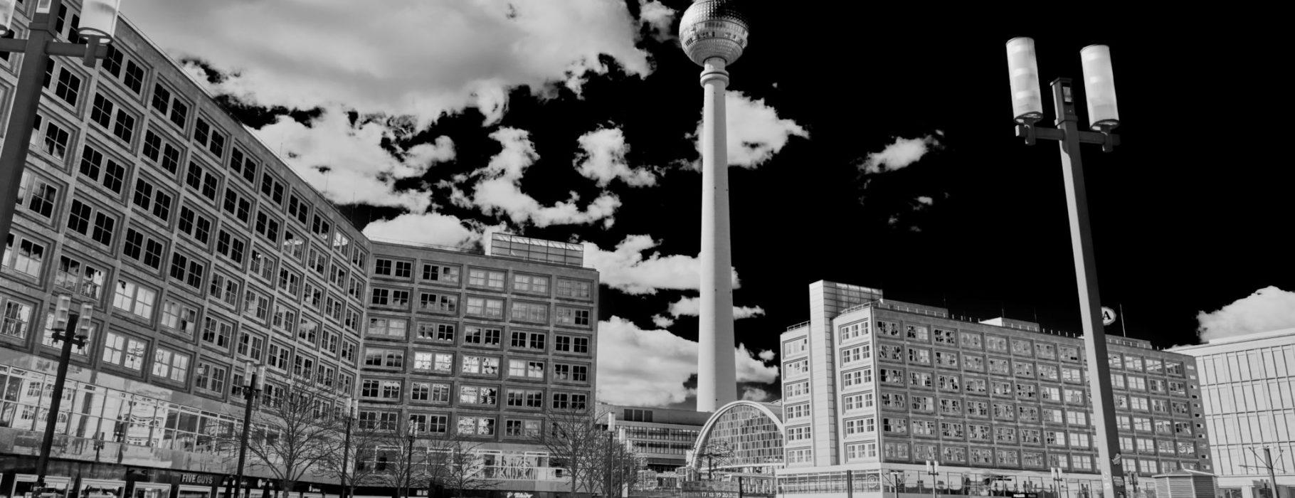 berlin empty