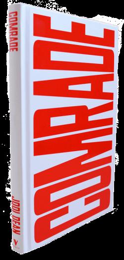 Book Cover of Comrade by Jodi Dean
