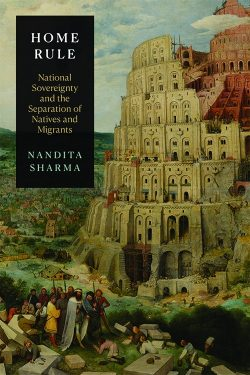 Book Cover of Home Rule
